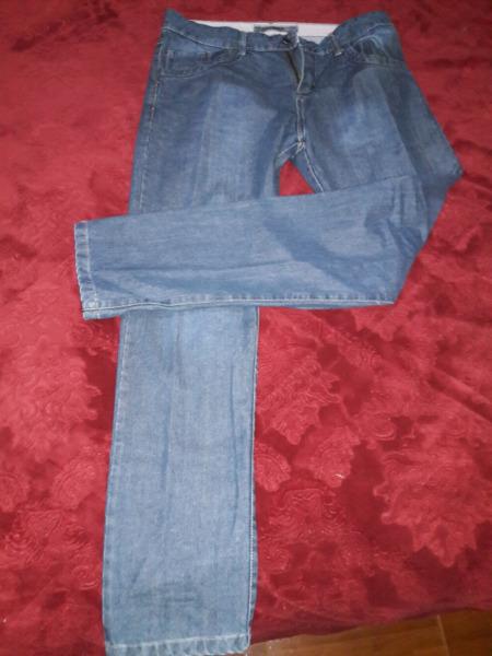 Jeans Masculino Clasico