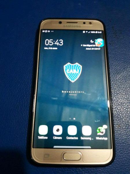 Samsung j7 pro cambio
