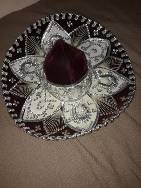 Sombrero mexicano marca registrada d9220dc38d8