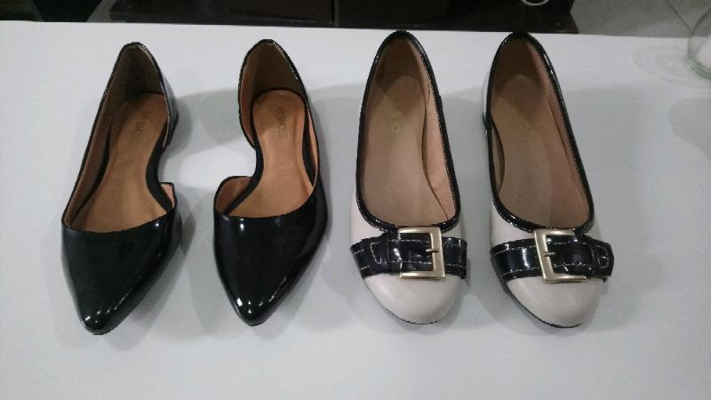 Vendo zapatos de mujer