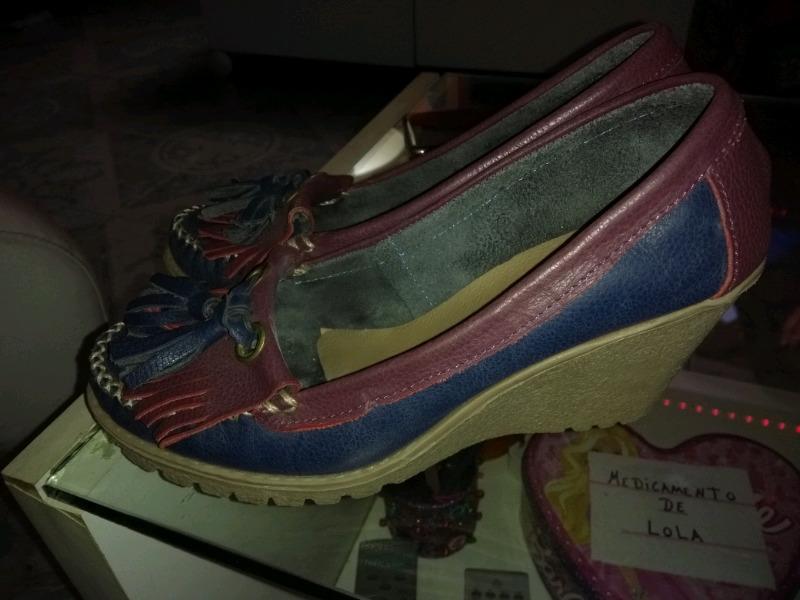 Zapatos nuevos nro 38