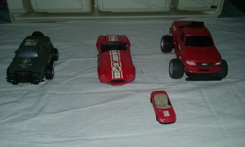 Autitos de juguete
