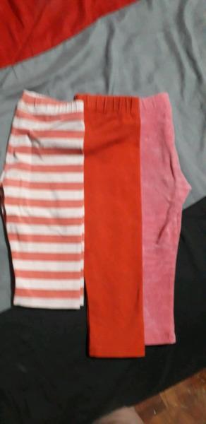 Combo ropa de nena de cheecky talle l y 2.moreno