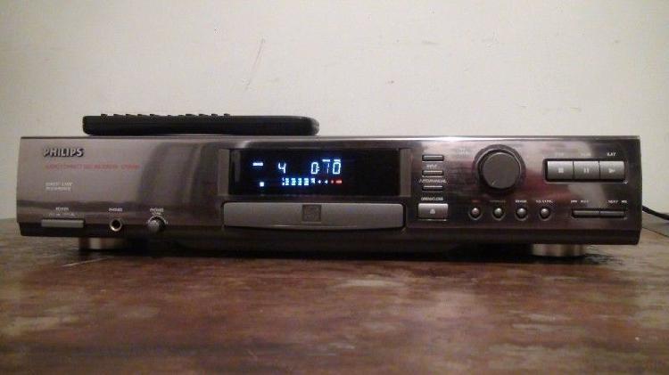 Grabador y Reproductor CDR PHILIPS 880 para cd's digital