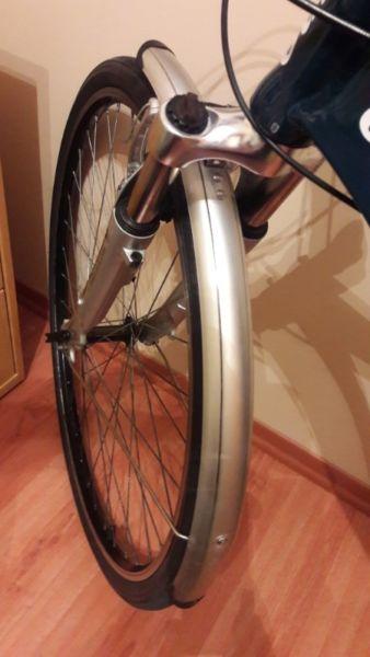 Guardabarros Bicicleta Olmo Camino C10 Rod 28