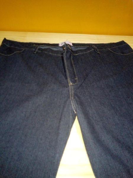Jeans de mujer talle 64