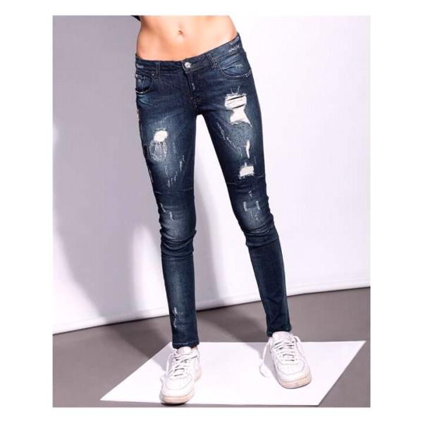 Jeans elastizados de mujer