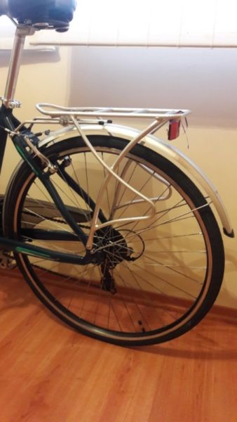 Portaequipaje bicicleta Olmo Camino C10 Rod 28