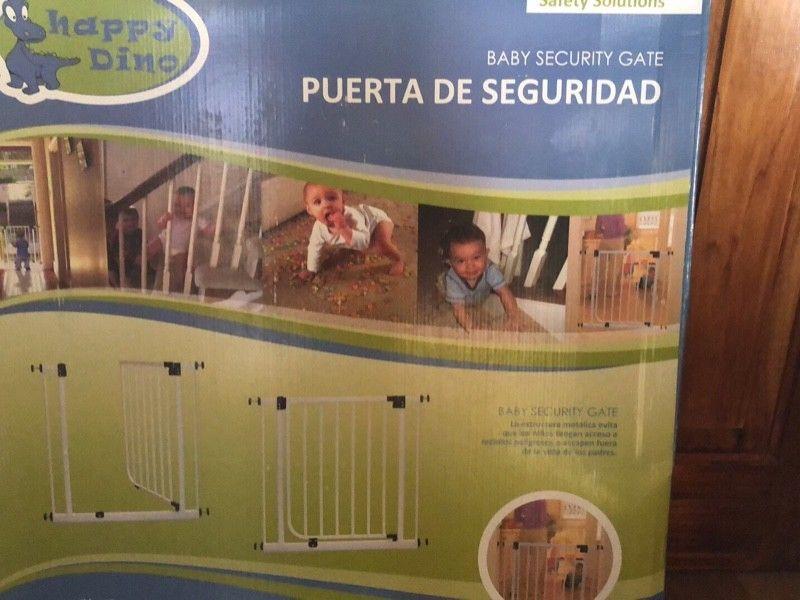 Puerta Seguridad para Bebés
