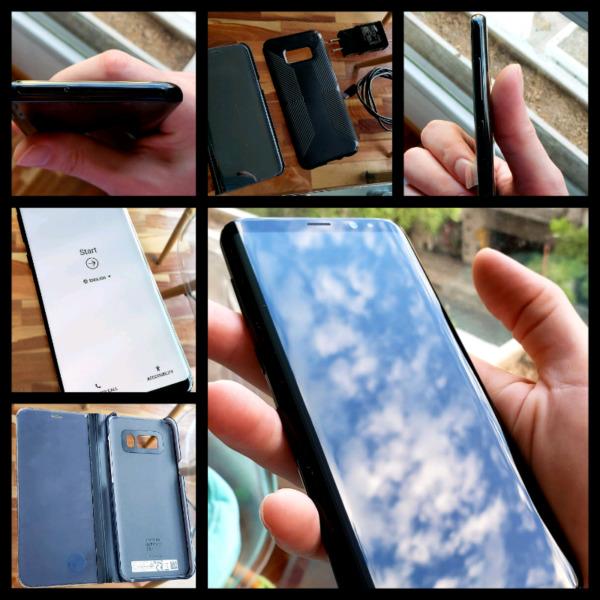 Samsung S8 Plus 64 GB Libre de Fabrica - Inmaculado