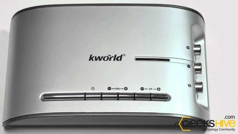 Sintonizador de TV externa Kworld Titanium EX