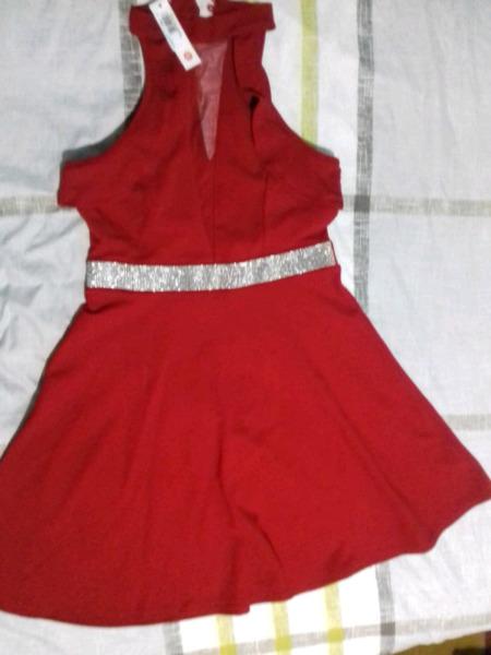 Vestido de Fiesta talle M nuevo