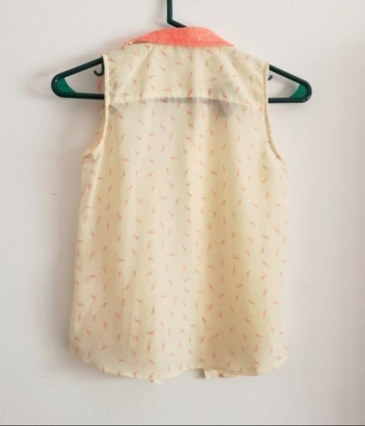 Camisa Nena Talle 12.