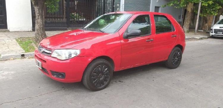 Fiat Palio 2012 con gnc debe patentes