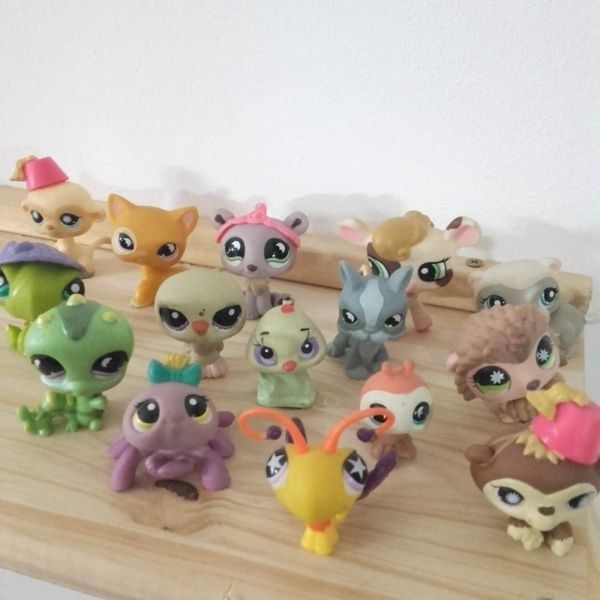 Muñecos Little Pet Shop