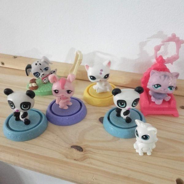 Muñecos Little Pet Shop Single Original Hasbro.