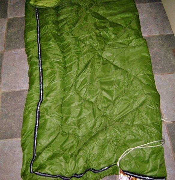6 Bolsas de dormir Coleman distintos colores (USA)