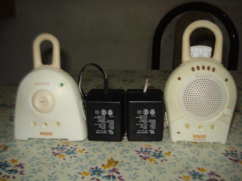 Baby Call Sony Ntm 910 Excelente Estado Y Funcionamiento