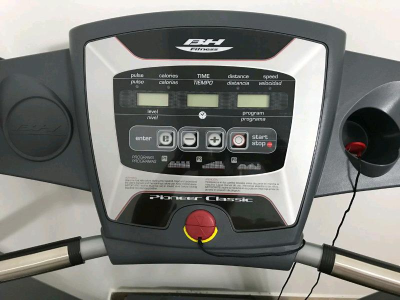Bh Fitness Pioneer Classic Casi Nuevo A Mitad De Precio!!