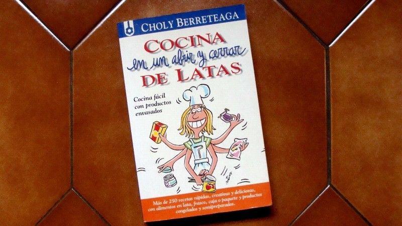 Libro Cocina en un Abrir y Cerrar de Latas