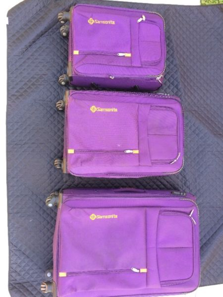 Set de valijas