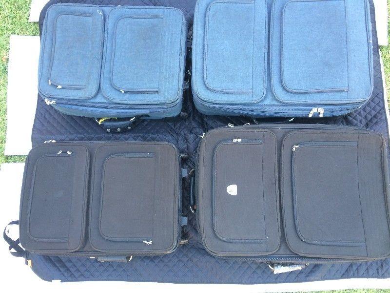 Set de valijas Karpatos