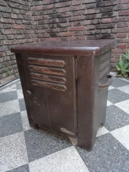 Vendo antigua estufa a kerosene