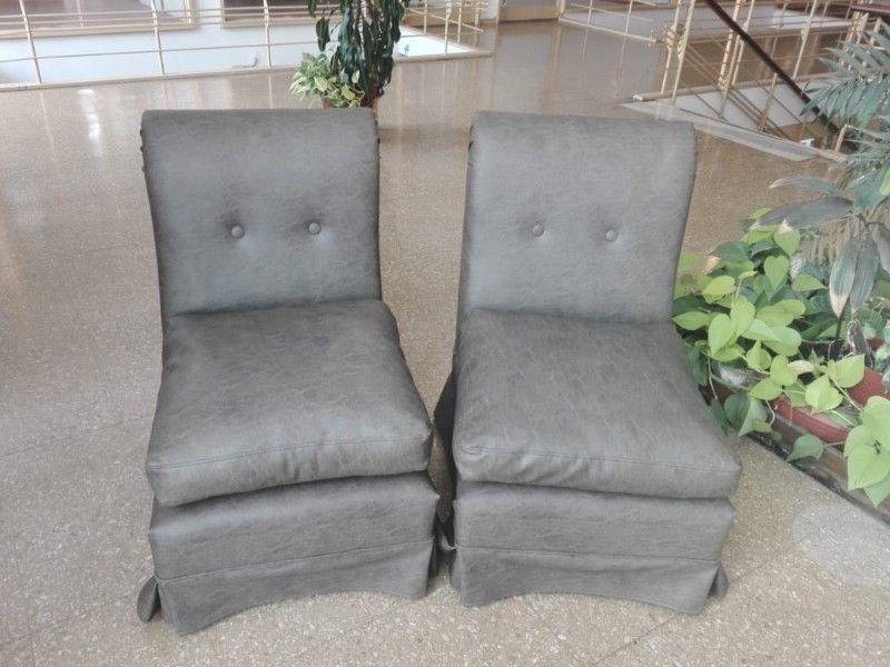 Vendo juego de 2 sillones individuales