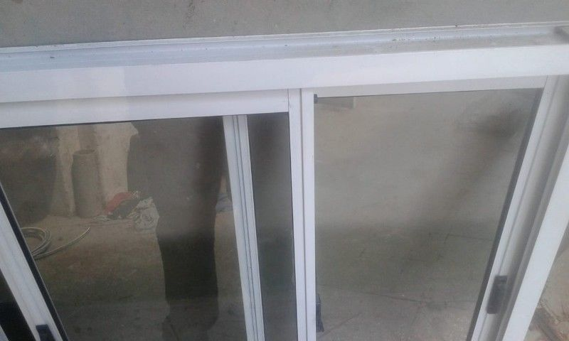 Ventana de aluminio 1.20x1.10