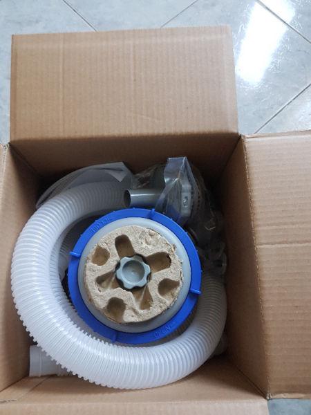 bomba filtro pileta inflable flowclear
