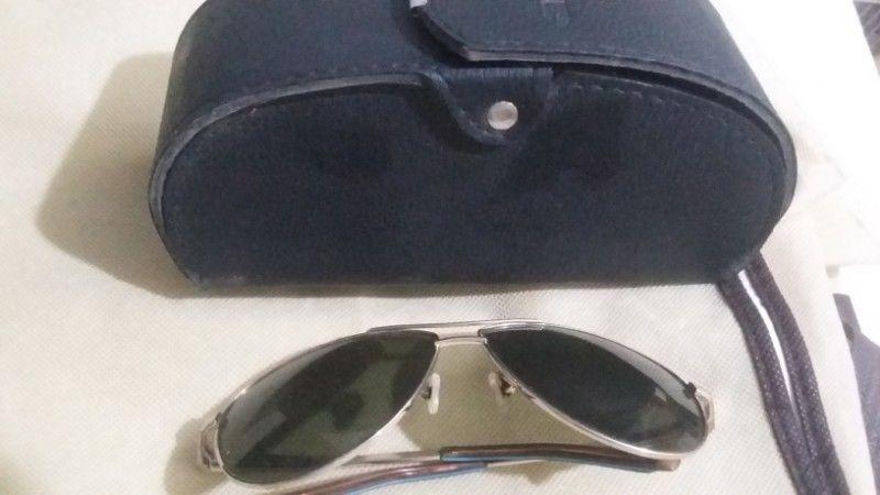 lentes de sol rusty aviator originales con su estuche