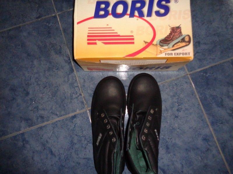zapatos de seguridad Boris nuevos 43