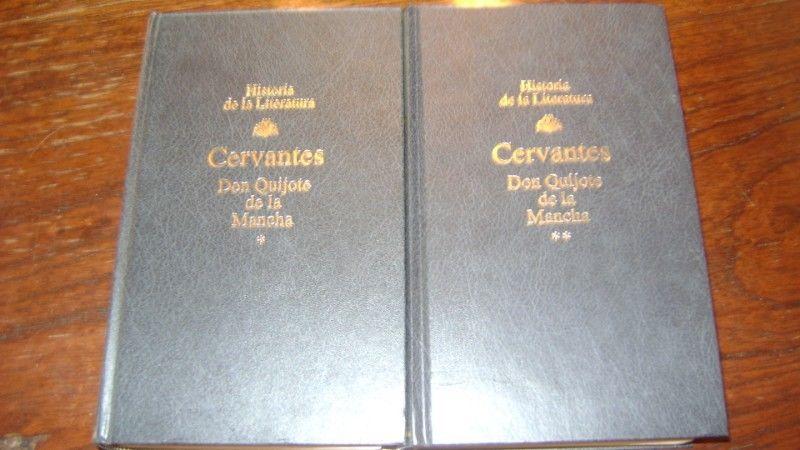 Don Quijote De La Mancha Miguel De Cervantes Rba Serie 26.6