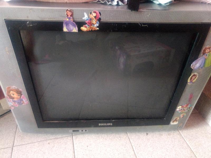 Liquido hoy tv 21 pulgadas pantalla plana $