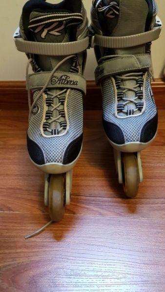 Rollers K2 Athena W