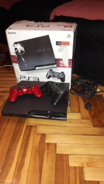 Vendo PlayStation 3 en buen estado
