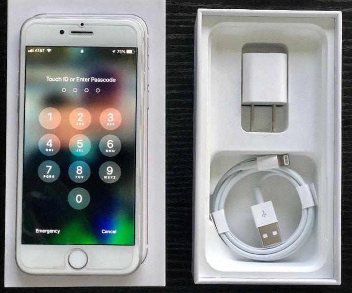 Vendo o permuto iPhone 8 de 64gb en caja completo