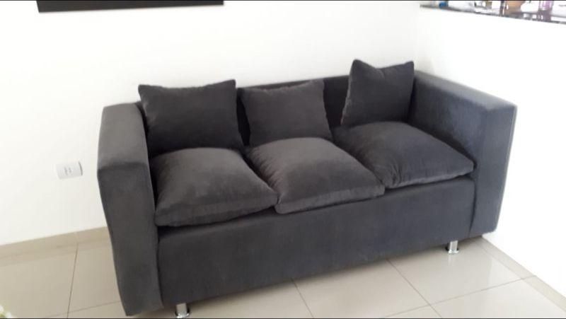 Vendo sofa 3 cuerpos