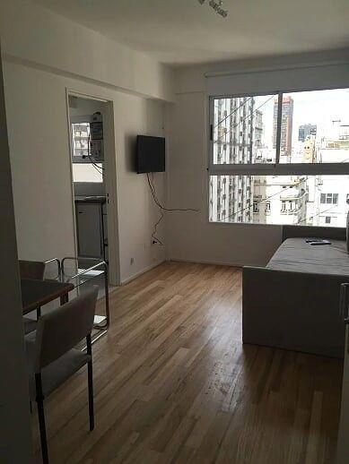 Alquilo Temporario en San Nicolás, 2 ambientes, 2 PAX