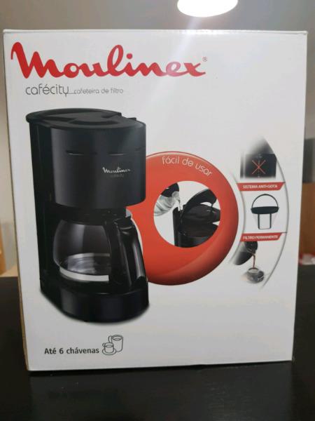 Cafetera Moulinex Cafecity