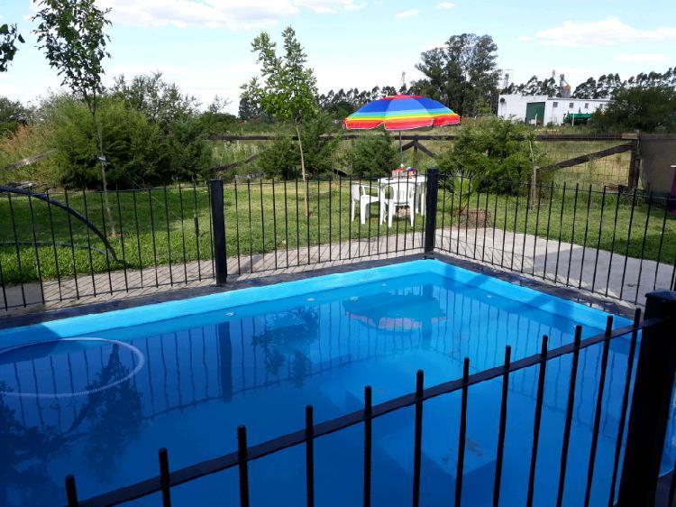 Casas e rios V Elisa no está inundado c/piscina