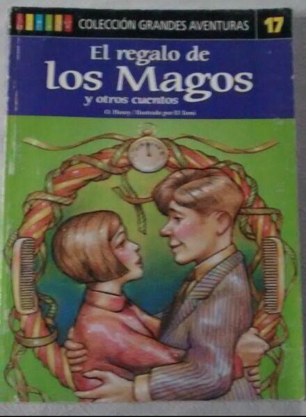 Libro El Regalo De Los Magos Y Otros Cuentos Genios