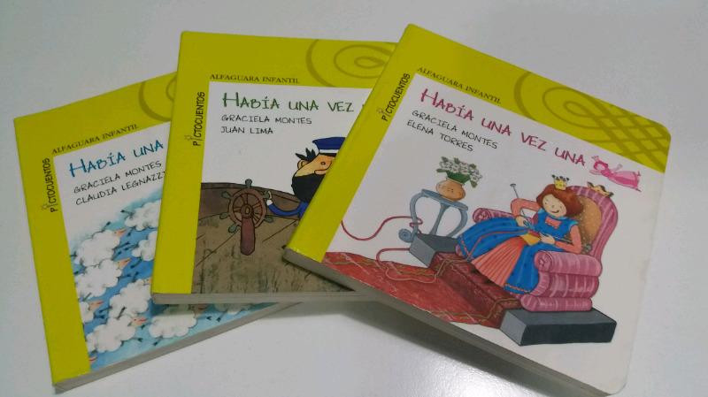 Libros Infantiles: Habia una vez