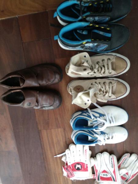 Lote de zapatos para varon