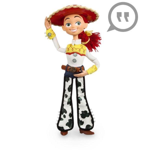 Muñeca Jessie Talking Toy Story Interactivo Original Disney