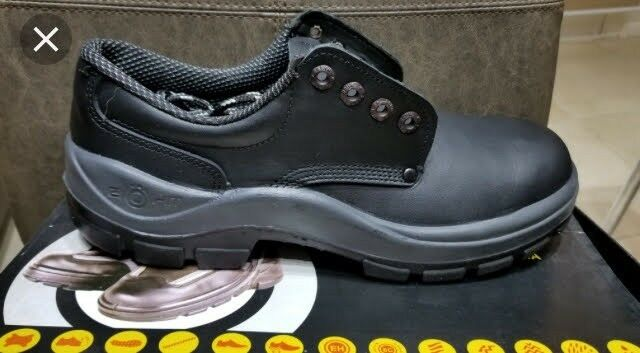 Zapatos de seguridad BOHM