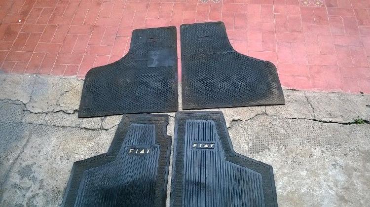 alfombras delanteras de fiat 600 o 133