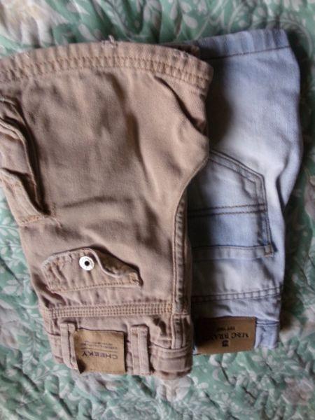 Bermudas; Jeans, Marca Zara, Kosiuko, chekky, Mimo