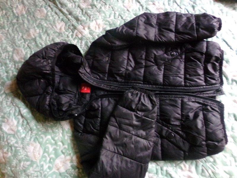 Campera de abrigo marca Chekky y Mimo