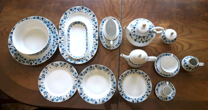 Juego completo de porcelana Verbano